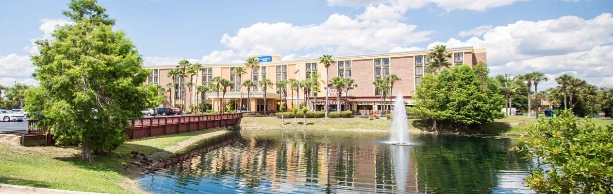 Comfort Inn Maingate Orlandoescape