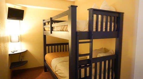 Comfort Inn Maingate Bunk Beds