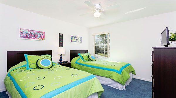 Additional Bedrooms from 3 to 6 bedroom homes, villas and townhomes