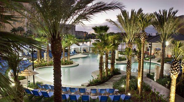 Wyndham Grand Orlando Resort Bonnet Creek Near Disney