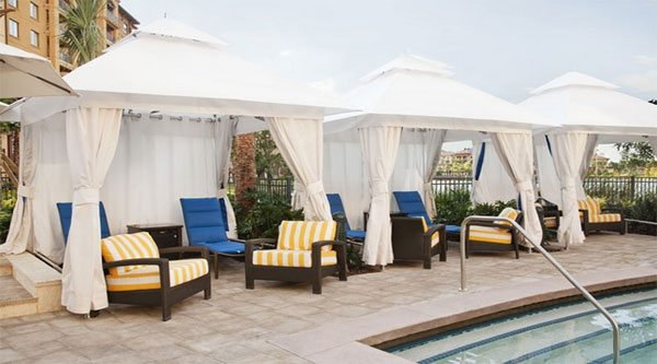 Wyndham Grand Orlando Resort pools