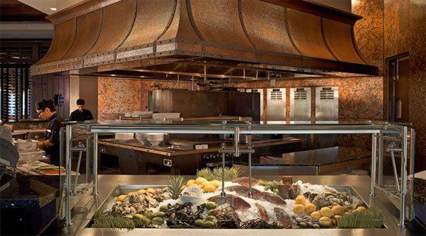 Wyndham Grand Orlando Resort restaurant