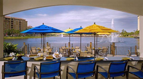 Wyndham Grand Orlando Resort views