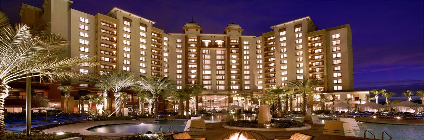 Wyndham Lake Buena Vista Room Service Menu