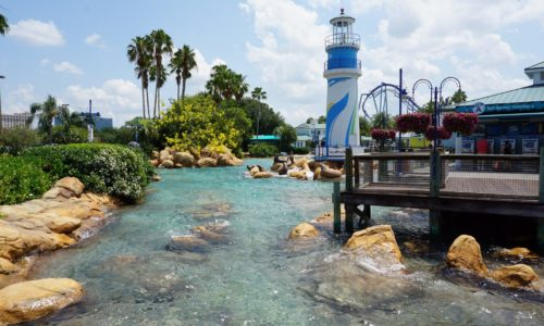 Seaworld Orlando hours